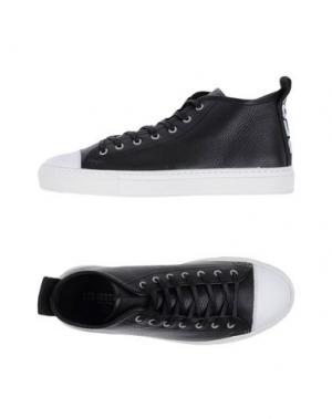 Высокие кеды и кроссовки LES (ART)ISTS. Цвет: черный