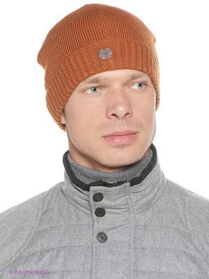 Шапка TOM FARR. Цвет: оранжевый
