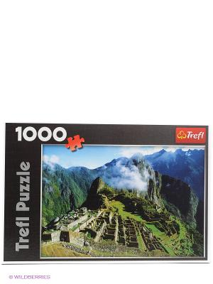 Пазл Мачу-Пикчу, Перу Trefl. Цвет: зеленый