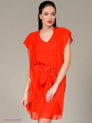 Платье Isabel de Pedro. Цвет: красный