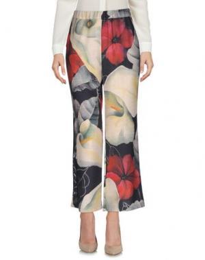 Повседневные брюки ERMANNO GALLAMINI. Цвет: бежевый