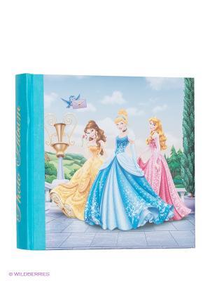 Фотоальбом Gold princess VELD-CO. Цвет: голубой, розовый, зеленый