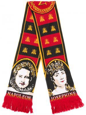 Шарф Napoleon and Josephine Y / Project. Цвет: чёрный
