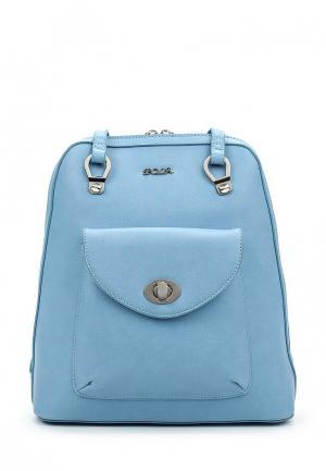 Рюкзак Pola. Цвет: голубой
