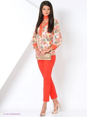 Блуза Ksenia Knyazeva. Цвет: молочный