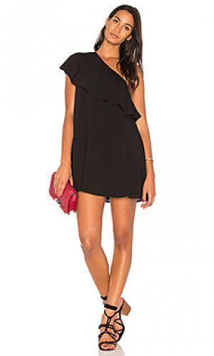 Платье hudson De Lacy. Цвет: черный
