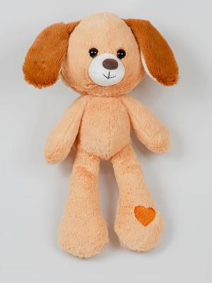 Собачка Банди Fancy. Цвет: коричневый