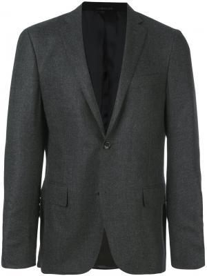 Classic blazer Corneliani. Цвет: серый