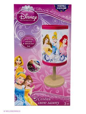 Создай свою лампу Принцессы Фабрика Фантазий. Цвет: розовый
