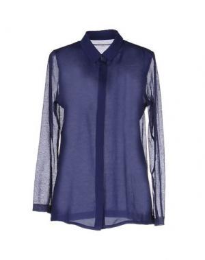 Pубашка MARC CAIN. Цвет: фиолетовый