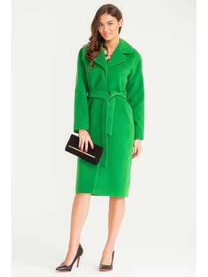 Пальто Vittoria Vicci. Цвет: зеленый