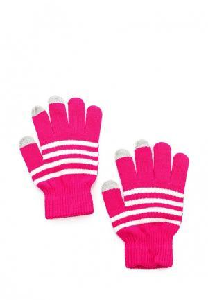 Перчатки Grezzo. Цвет: фуксия