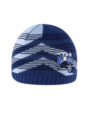 Шапка Achti. Цвет: синий, голубой