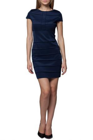 Платье JOELLE YOUNG JO'ELLE. Цвет: navy