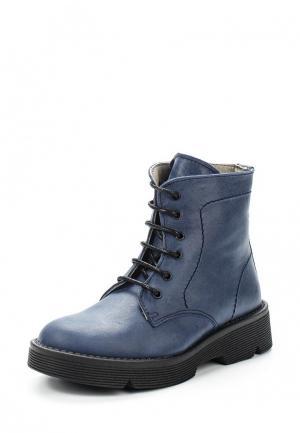 Ботинки Barritos. Цвет: серый