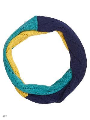 Снуд S`Cool. Цвет: желтый, синий, зеленый