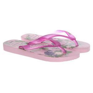 Вьетнамки  Ipe Pink Havaianas. Цвет: розовый