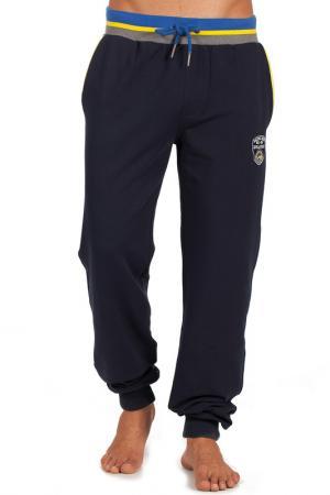 Спортивные брюки Galvanni. Цвет: navy