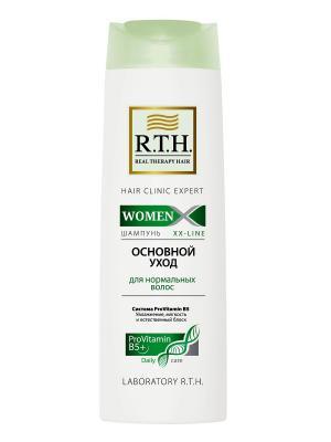 Шампунь R.T.H. WOMEN Основной уход RTH. Цвет: белый