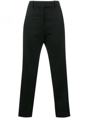 Укороченные брюки Racil. Цвет: чёрный