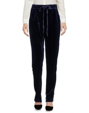 Повседневные брюки HOPE 1967. Цвет: темно-синий