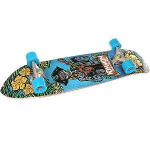 Скейт круизер  Pirat Multi 8.5 x 32.5 (82.5 см) Юнион. Цвет: мультиколор