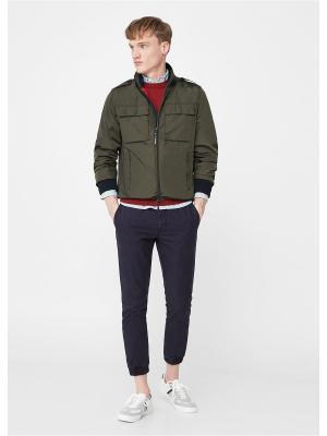 Куртка - BOMB MANGO MAN. Цвет: хаки