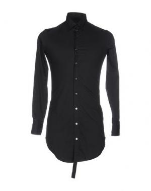 Pубашка MNML COUTURE. Цвет: черный