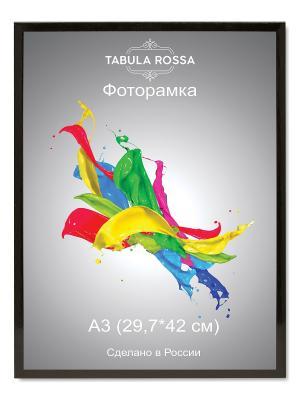 Фоторамка 29,7х42 №454 Tabula Rossa. Цвет: черный