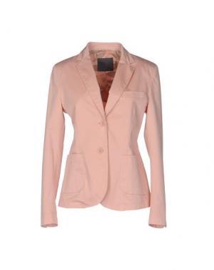 Пиджак 19.70 NINETEEN SEVENTY. Цвет: розовый