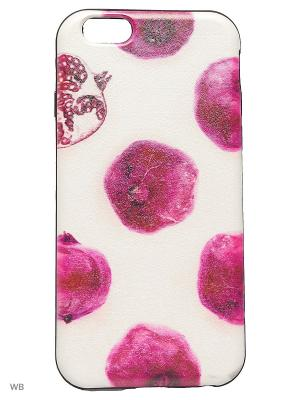 Чехлы для телефонов UFUS. Цвет: бледно-розовый, белый