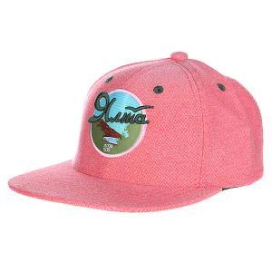 Бейсболка  Ялта Детская Pink Запорожец. Цвет: розовый