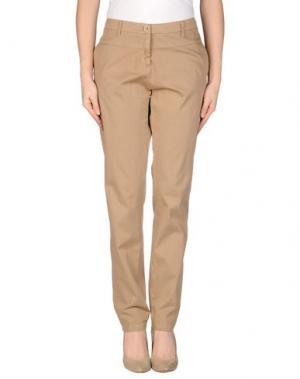 Повседневные брюки KARTIKA. Цвет: хаки