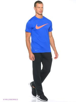 Брюки M NSW PANT OH FLC CLUB Nike. Цвет: черный, антрацитовый