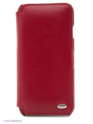 Чехол на 6 айфон Petek. Цвет: красный