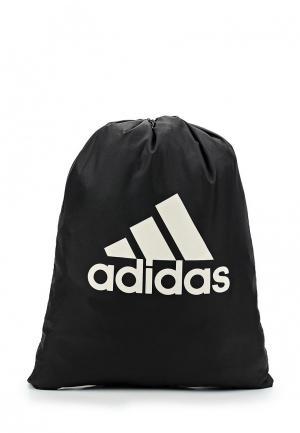 Мешок adidas. Цвет: черный