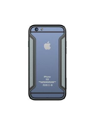 Apple iPhone 6/6S Nillkin Armor-Border series. Цвет: черный