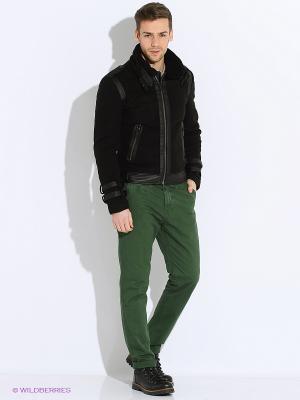 Куртка Terance Kole. Цвет: черный
