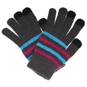Перчатки женские  Maggie May Glove Charcoal Dakine. Цвет: серый
