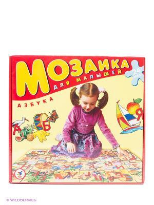 Мозаика Азбука Дрофа-Медиа. Цвет: желтый, красный