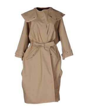 Легкое пальто NANUSHKA. Цвет: песочный