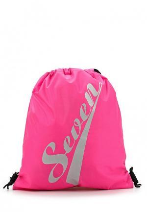 Мешок Seven. Цвет: розовый