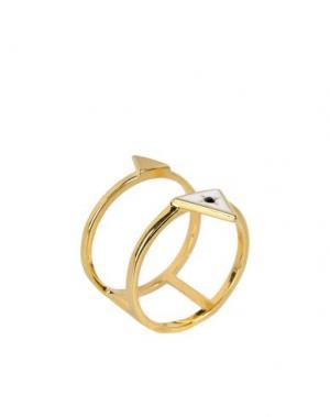Кольцо EYLAND. Цвет: золотистый