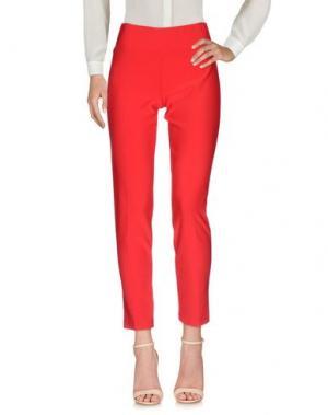 Повседневные брюки FRANK LYMAN. Цвет: красный