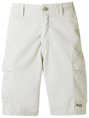 Cargo shorts Osklen. Цвет: телесный