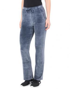 Повседневные брюки DEHA. Цвет: грифельно-синий