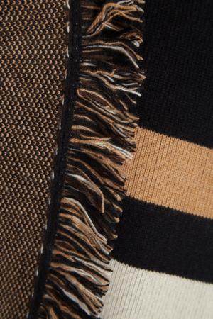 Кашемировый кардиган Alanui. Цвет: черный