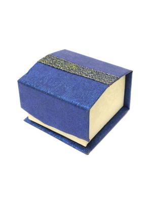 Подарочная коробка Eleon. Цвет: темно-синий, синий