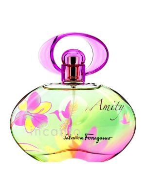 Salvatore Ferragamo Incanto Amity 100 ml EDT. Цвет: зеленый