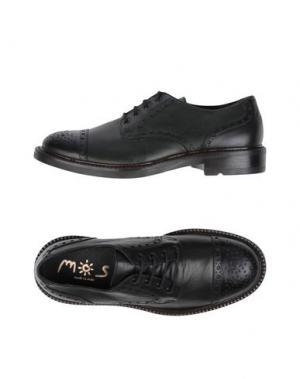 Обувь на шнурках MOS. Цвет: темно-зеленый